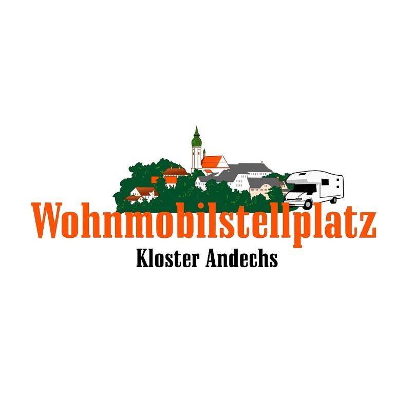 Wohnmobilstellplatz Andechs Logo